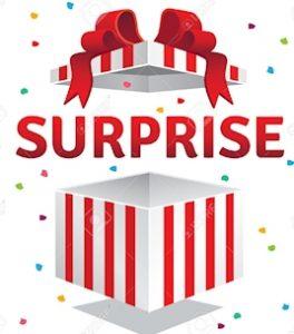 Surprise box !